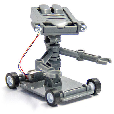 TOYSMITH SALT WATER POWER ROBOT