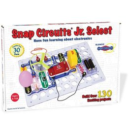 ELENCO ELECTRONICS SNAP CIRCUITS JR SELECT