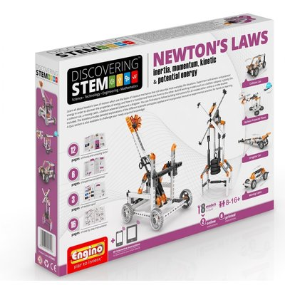 ELENCO ELECTRONICS DISCOVERING STEM NEWTON'S LAWS