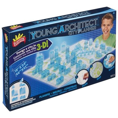 ALEX BRANDS YOUNG ARCHITECT CITY PLANNER