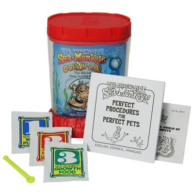 SCHYLLING ASSOCIATES SEA MONKEYS