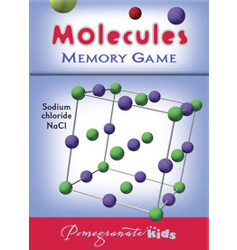 POMEGRANATE MOLECULES MEMORY GAME*