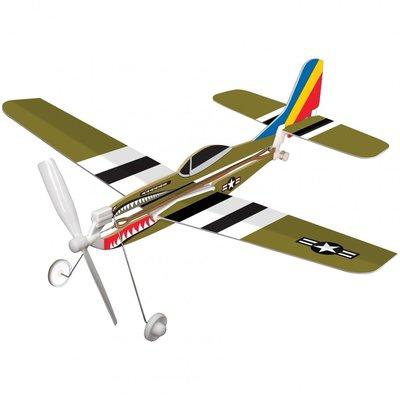 BE AMAZING P-51 MUSTANG PLANE