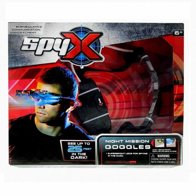 SPY X SPY X NIGHT MISSION GOGGLES