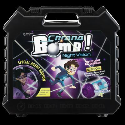 PLAYMONSTER CHRONO BOMB NIGHT VISION
