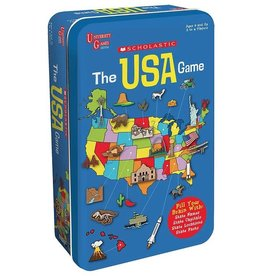 SCHOLASTIC THE USA GAME