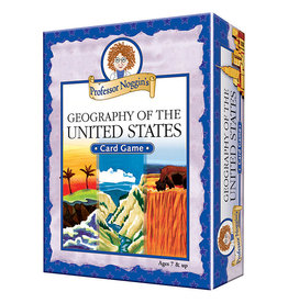 OUTSET MEDIA PROFESSOR NOGGIN'S GEOGRAPHY OF THE UNITED STATES*