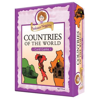 OUTSET MEDIA PROFESSOR NOGGIN'S COUNTRIES OF THE WORLD
