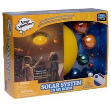 HASBRO EVEREST SOLAR SYSTEM IN MY ROOM