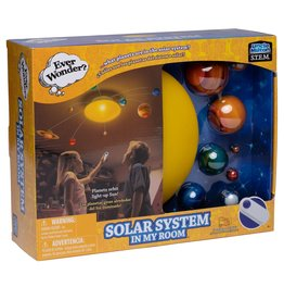 HASBRO EVEREST SOLAR SYSTEM IN MY ROOM