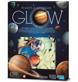 TOYSMITH GLOW PLANETS & SUPERNOVA