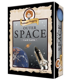 OUTSET MEDIA PROFESSOR NOGGIN'S OUTER SPACE*