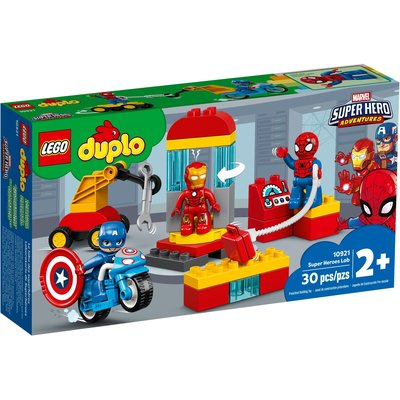 LEGO SUPER HEROES LAB