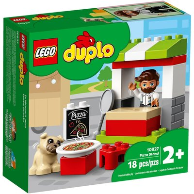 LEGO PIZZA STAND DUPLO
