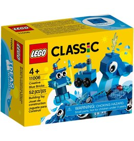 LEGO CREATIVE BLUE BRICKS