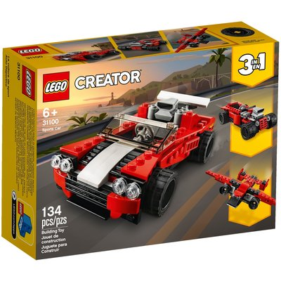LEGO SPORTS CAR CREATOR