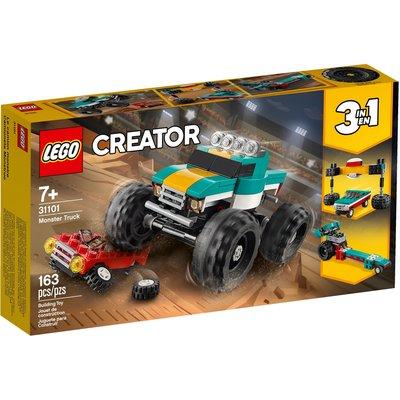 LEGO MONSTER TRUCK CREATOR
