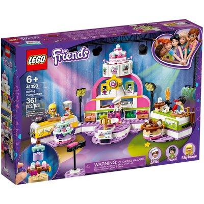 LEGO BAKING COMPETITION