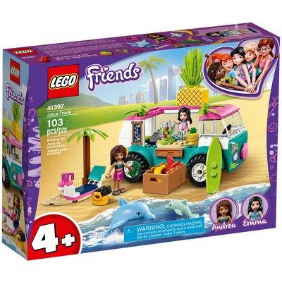 LEGO JUICE TRUCK