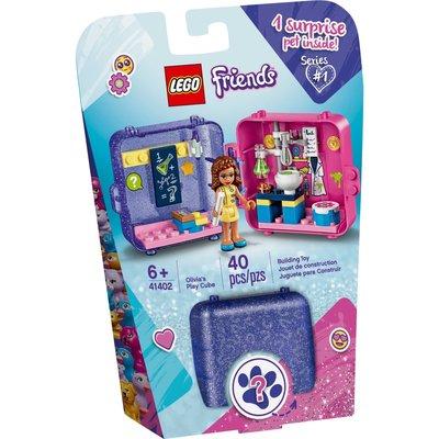LEGO OLIVIA'S PLAY CUBE
