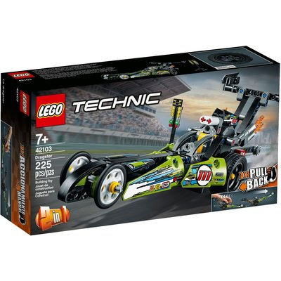 LEGO DRAGSTER TECHNIC
