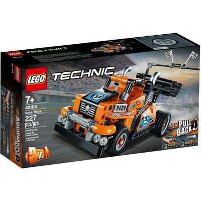 LEGO RACE TRUCK TECHNIC