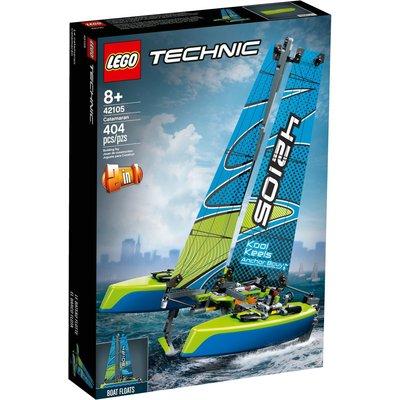 LEGO CATAMARAN TECHNIC