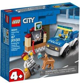 LEGO POLICE DOG UNIT