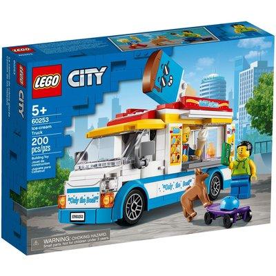 LEGO ICE CREAM TRUCK