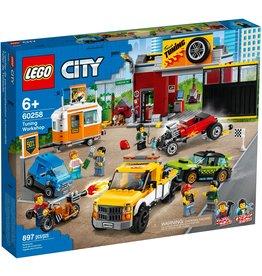 LEGO TUNING WORKSHOP