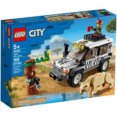 LEGO SAFARI OFF-ROADER
