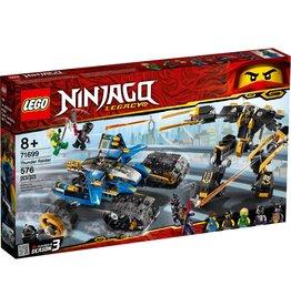 LEGO THUNDER RAIDER