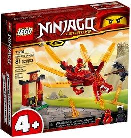 LEGO KAI'S FIRE DRAGON