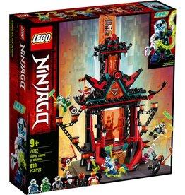 LEGO EMPIRE TEMPLE OF MADNESS