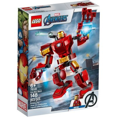 LEGO IRON MAN MECH