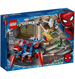 LEGO SPIDER-MAN VS DOC OCK