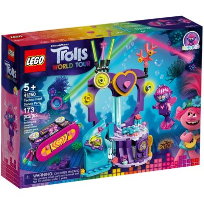 LEGO TECHNO REEF DANCE PARTY