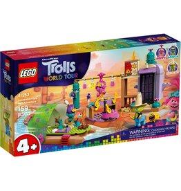 LEGO LONESOME FLATS RAFT ADVENTURE