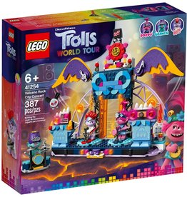 LEGO VOLCANO ROCK CITY CONCERT