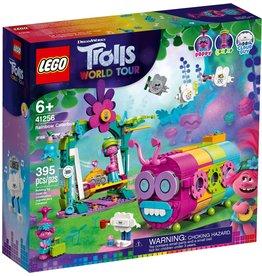 LEGO RAINBOW CATERBUS