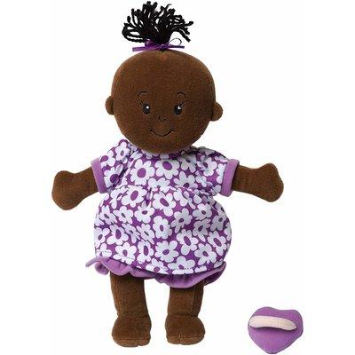 MANHATTAN TOY WEE BABY STELLA BROWN DOLL