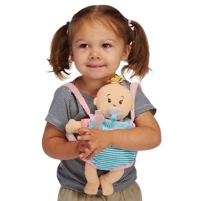 WEE BABY STELLA TRAVEL TIME CARRIER