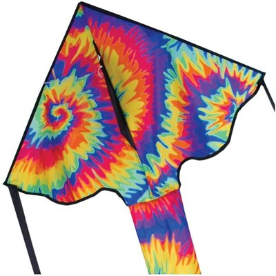 PREMIER KITE TIE DYE EASY FLYER KITE