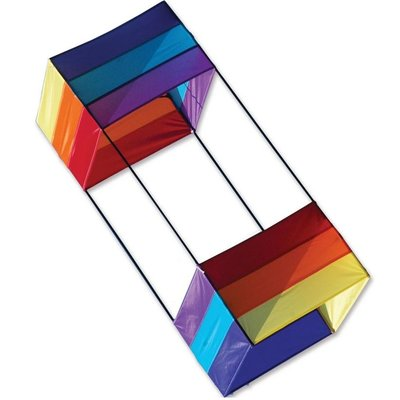 PREMIER KITE RAINBOW BOX KITE