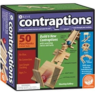 MINDWARE KEVA CONTRAPTIONS 50 PLANKS