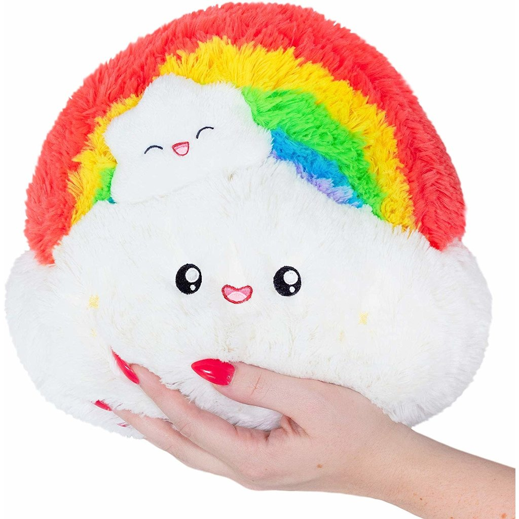 SQUISHABLE MINI RAINBOW SQUISHABLE