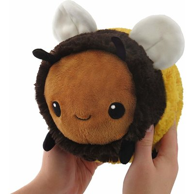 SQUISHABLE MINI FUZZY BUMBLEBEE SQUISHABLE
