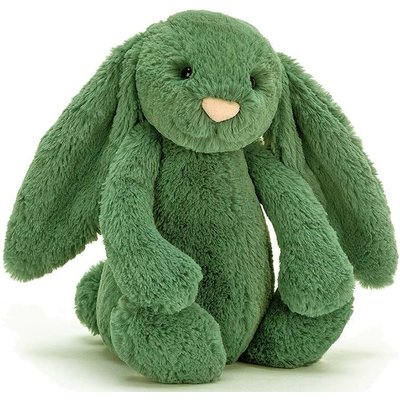 JELLY CAT MEDIUM BASHFUL BUNNY FOREST
