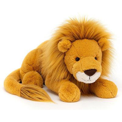 JELLY CAT LOUIE LION