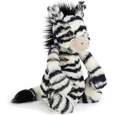 JELLY CAT BASHFUL ZEBRA